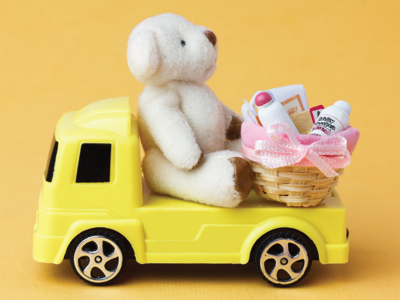 Baby Products & Gift Shops