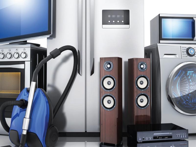 Electronics, Machinery & Software