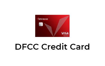 DFCC Credit Card