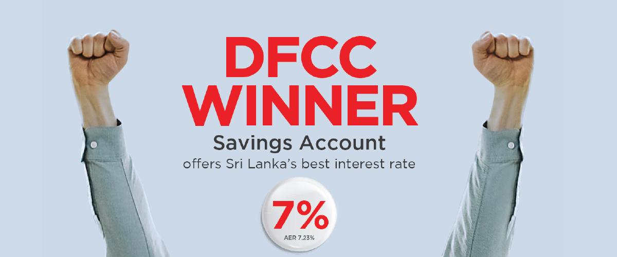 DFCC Winner ගිණුම