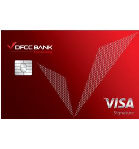 DFCC Signature Card