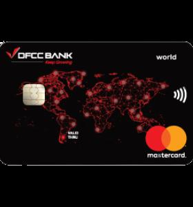 DFCC Wordld Mastercard