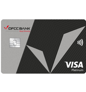 DFCC Platinum Card