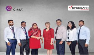 DFCC Bank launches an Educational Loan Schemes for CIMA students