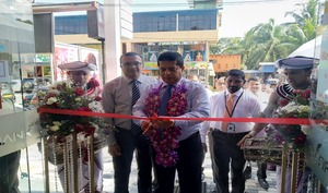 October 2019, Colombo: DFCC Bank, The Bank for Everyone, recently opened its newest branch in the