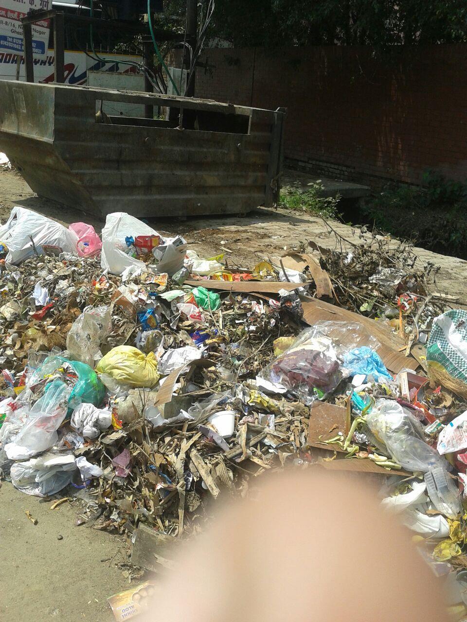 diseases caused by unclean surroundings
