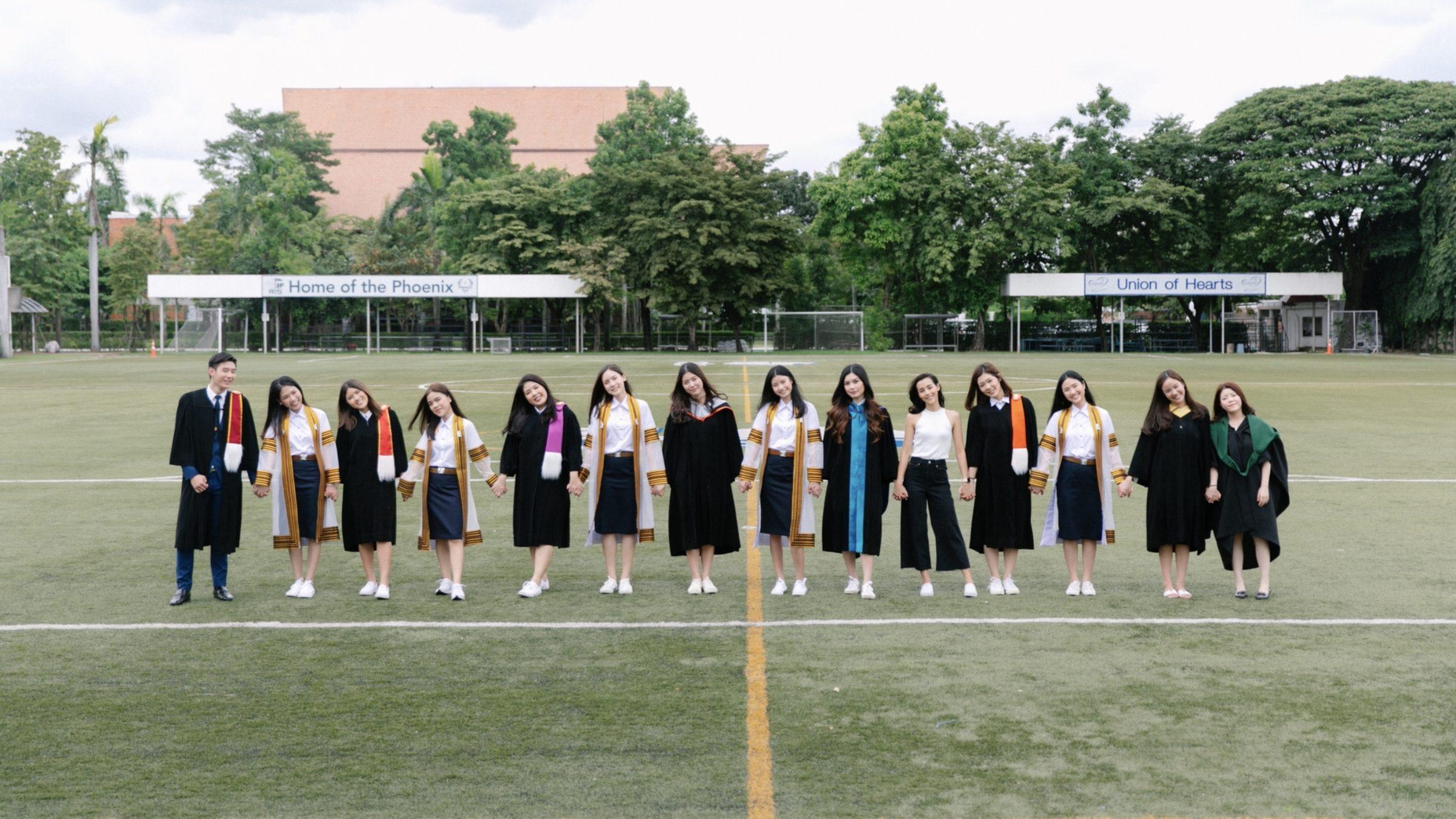 Congratulations RIS-Chulalongkorn Graduates!