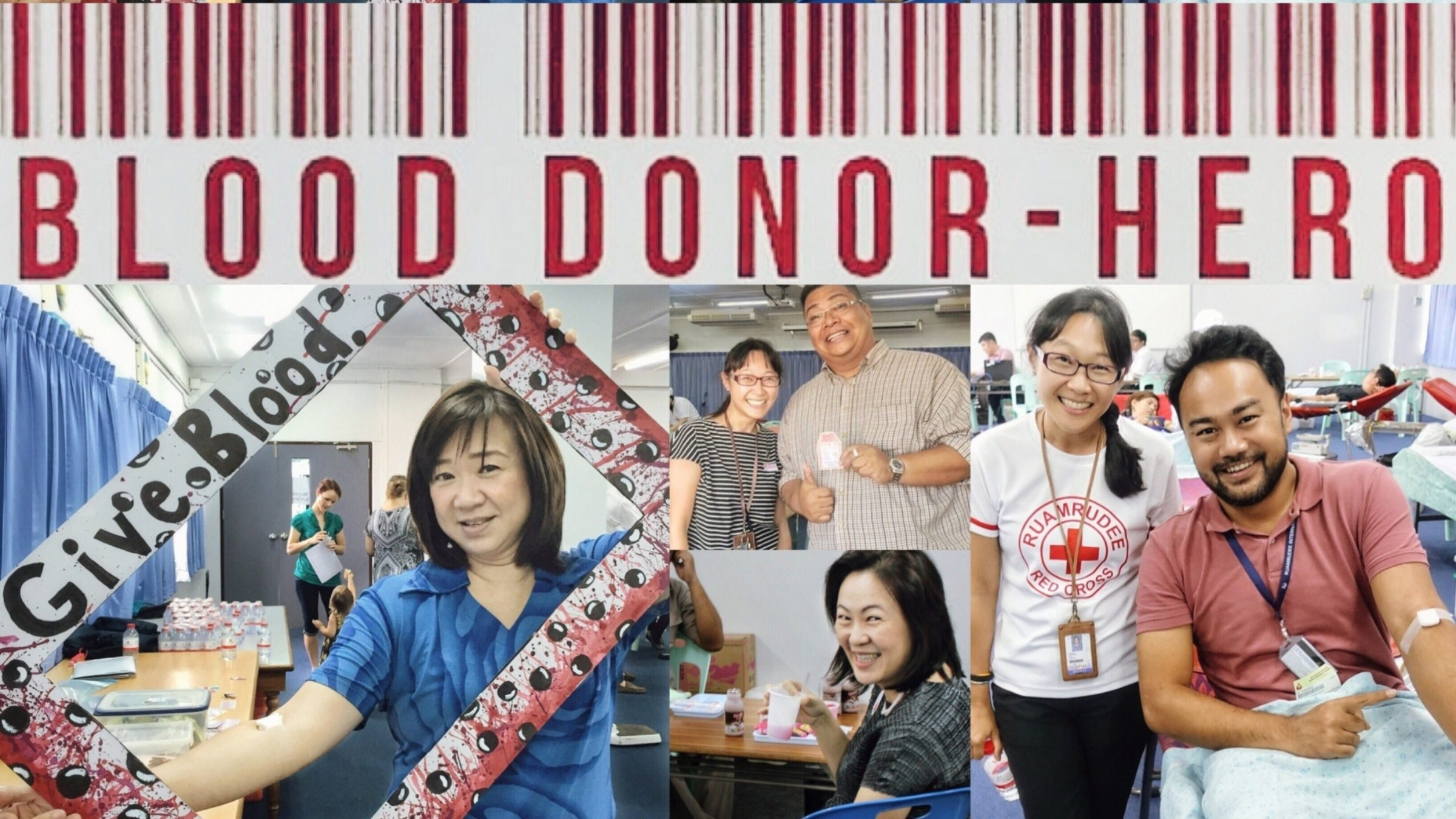 Alumni: Join the Blood Drive!