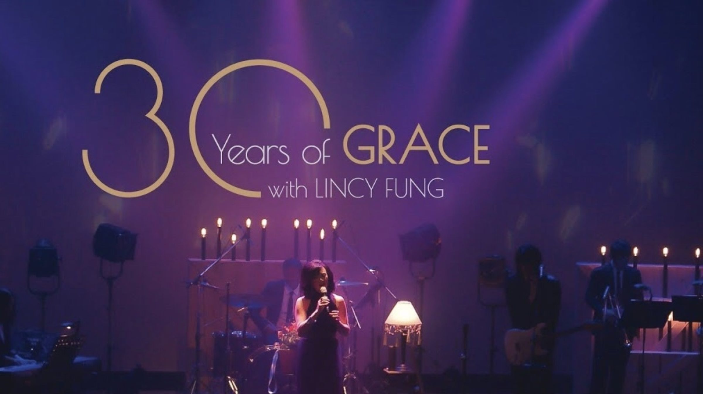 Lincy Fung: 30 Years of Grace