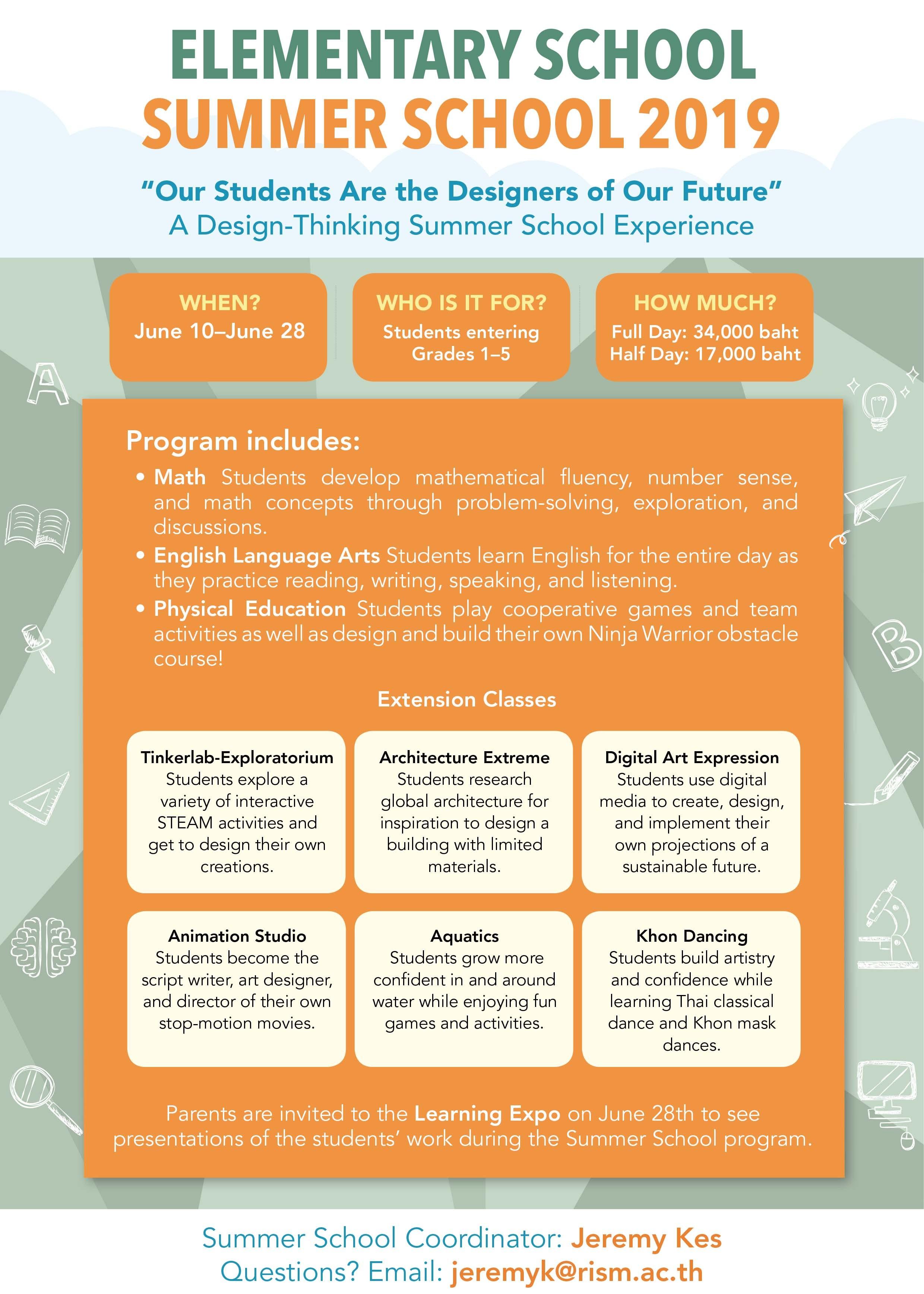 Summer School | RIS