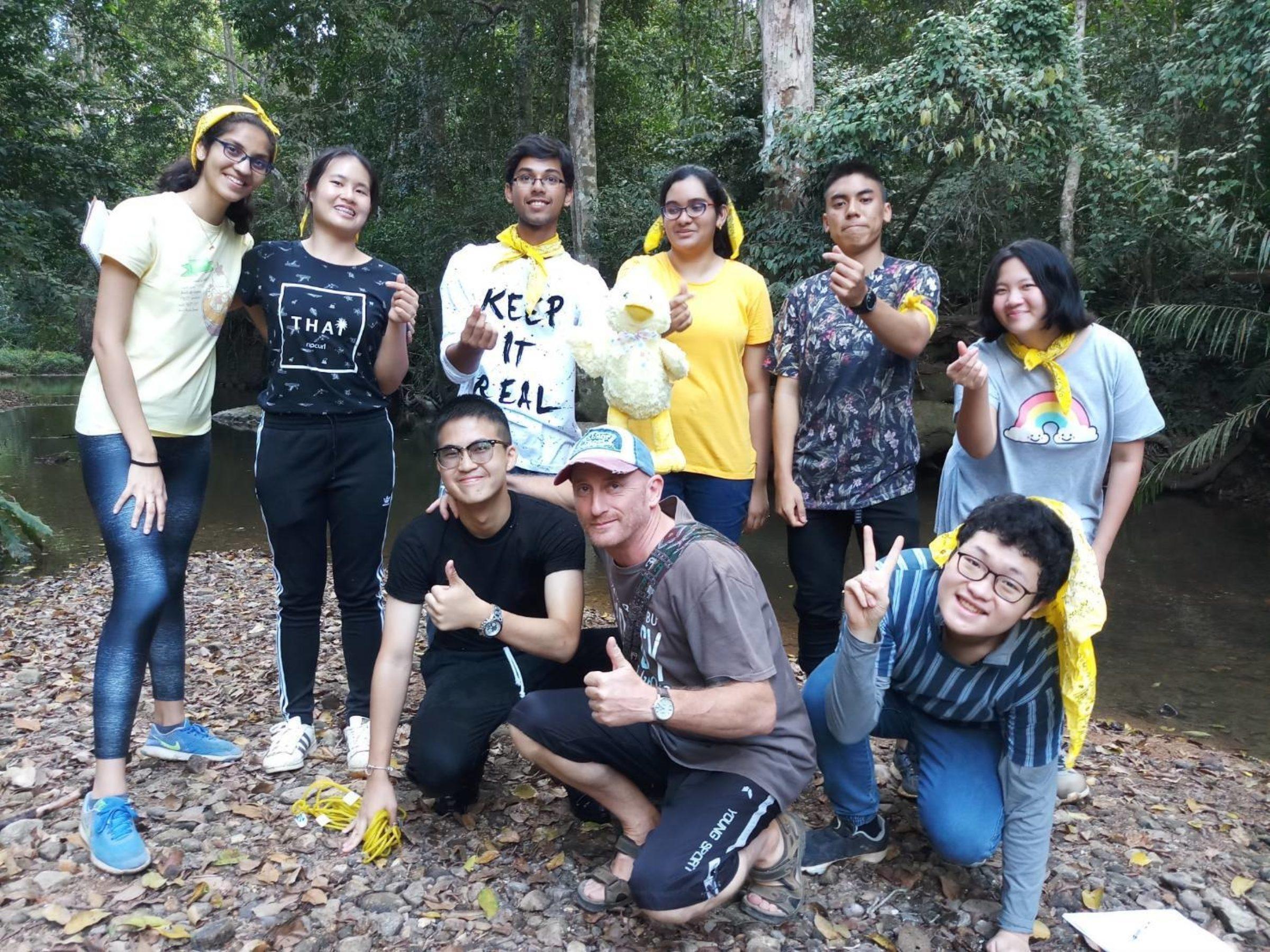 IB Biology and IB Environmental Science Trip to Khao Yai
