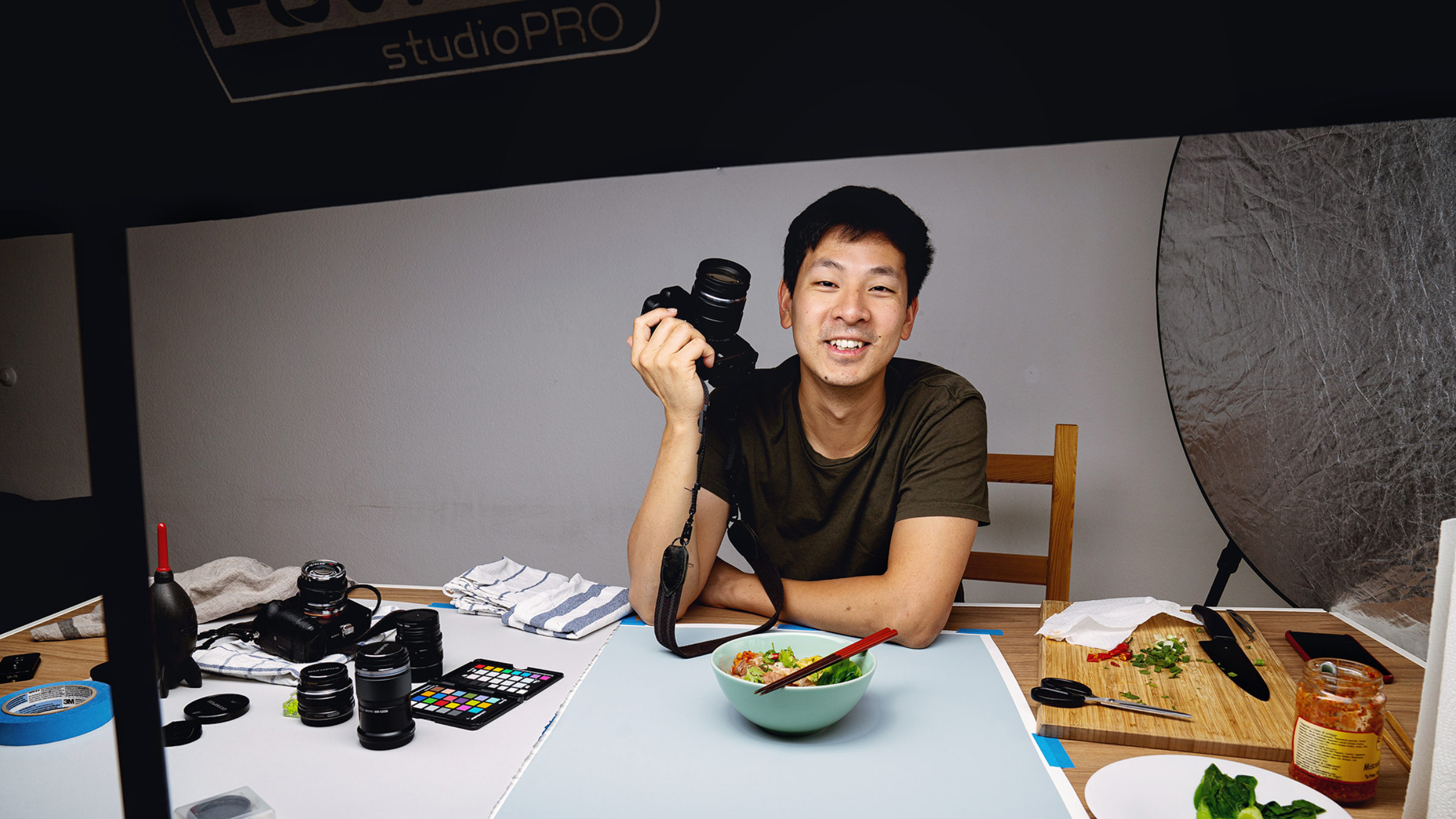 Life of Po: Interview with Photographer Po Bunya