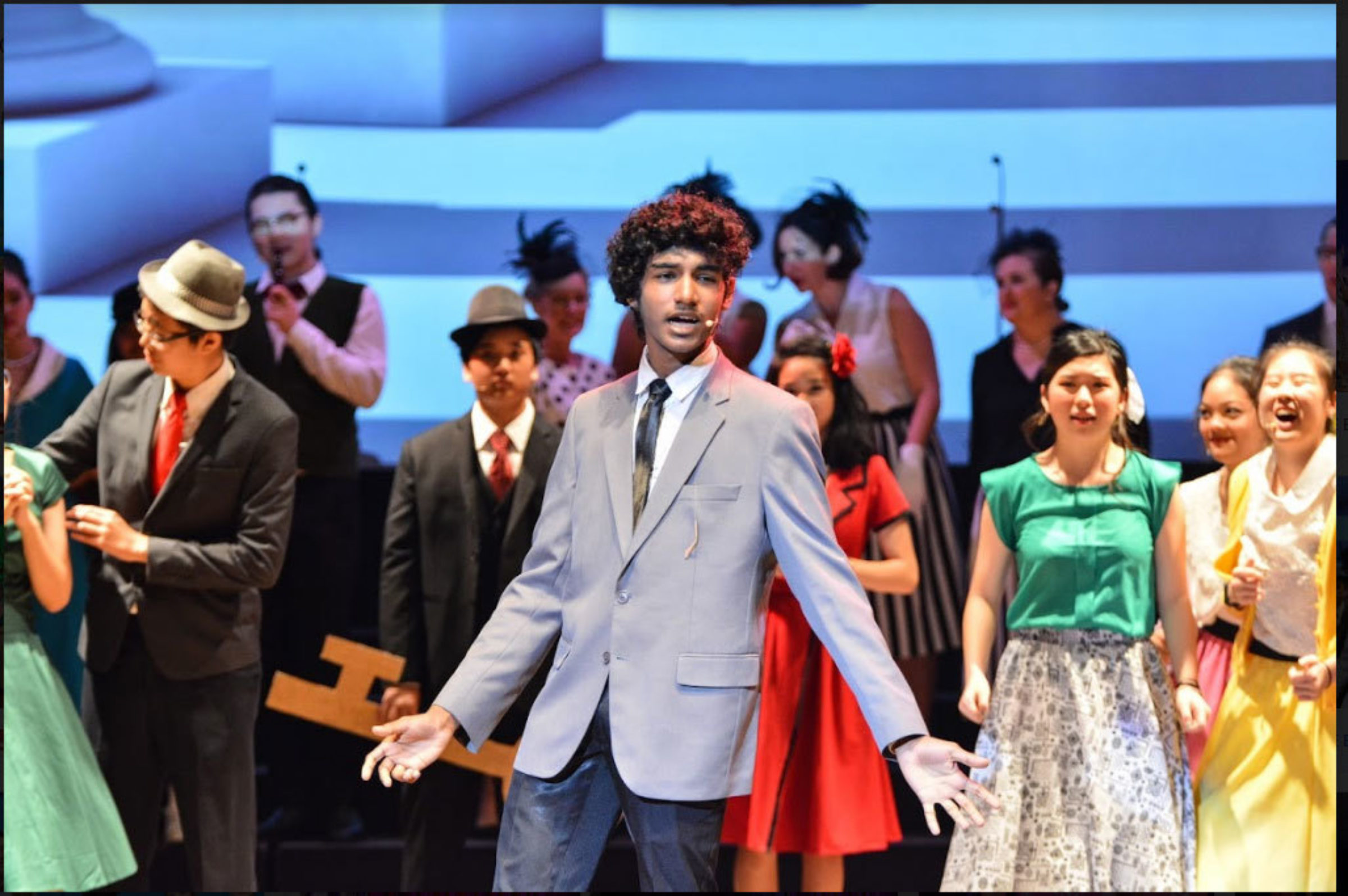 "Classic All-American Musical Bye Bye Birdie ""Rocked"" the PAC!"