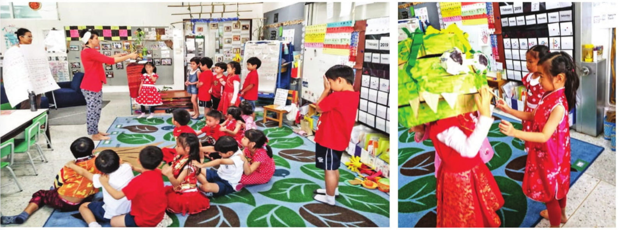 Chinese New Year Learning Story