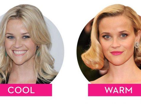 冷色系與暖色系:頭髮的色調如何完全改變外觀
