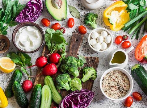 減肥適合作為三餐的健康飲食菜單/食譜分享