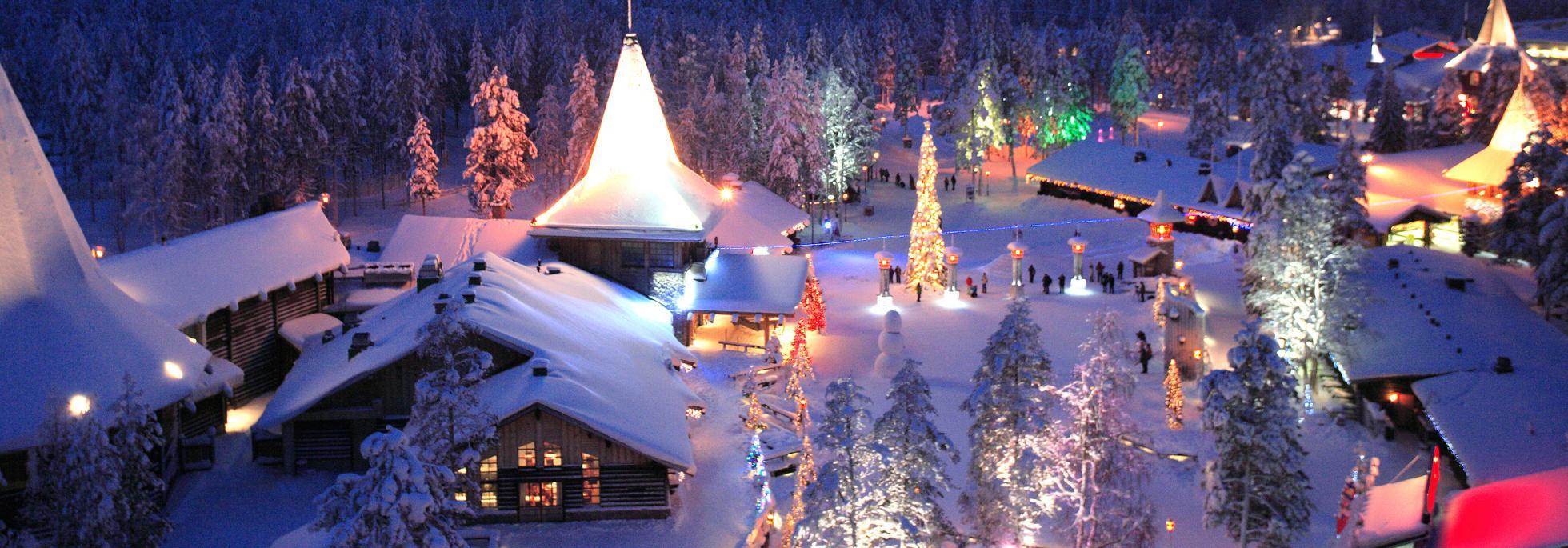 到英國留學,進入北極圈聖誕老人村冒險