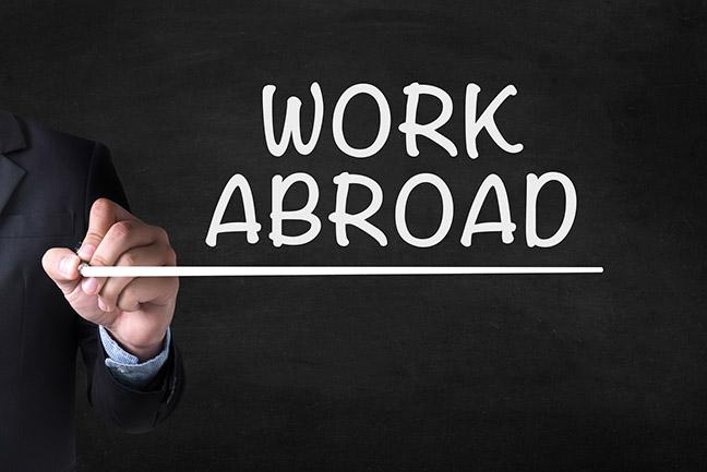 前進海外!轉職就業新選擇