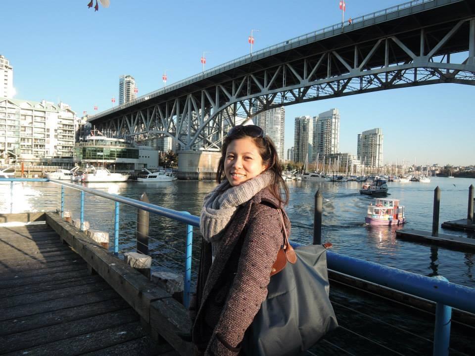 加拿大工讀留學有什麼魅力,能讓擁有專利事務所穩定工作的Viola,拋開一 切勇闖海外?!