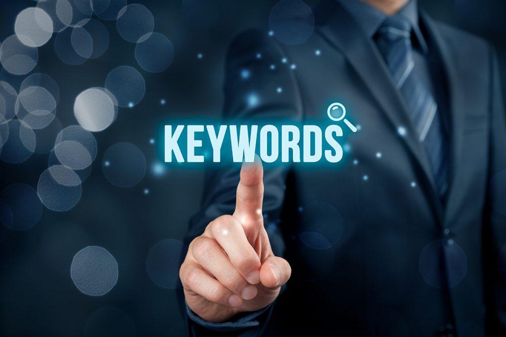 SEO 關鍵字優化Google搜尋引擎