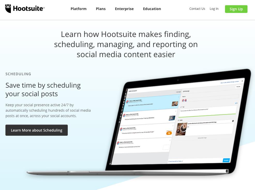 Hootsuite社群網站行銷