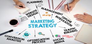 行銷策略, 行銷策略規劃流程