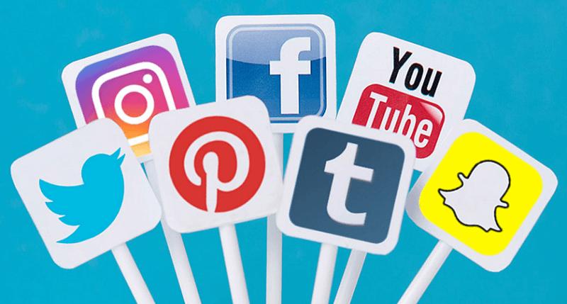 選定主力社群媒體平台