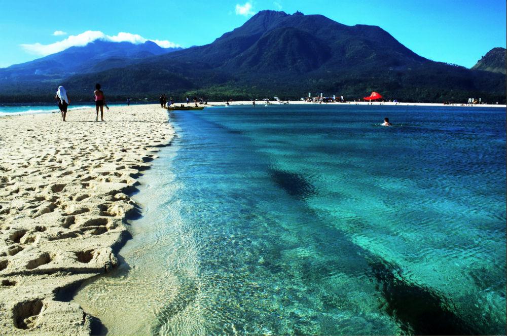甘比銀島- Camiguin-island