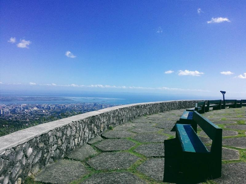 宿霧景點:布塞山觀景台Tops Lookout