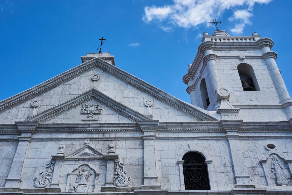 宿霧市區景點:聖嬰聖殿