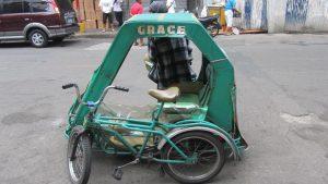菲律賓三輪腳踏車