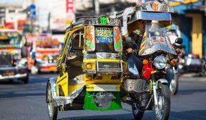 菲律賓 Tricycle