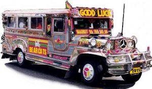 菲律賓Jeepney