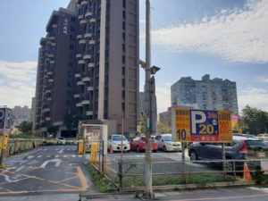 寶山停車場