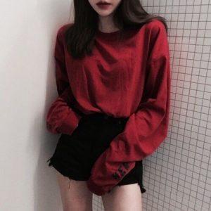 56 Model Baju Korea Jaman Sekarang HD Terbaru
