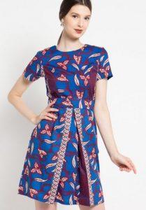 41 Model Baju Batik Wanita Gemuk Agar Terlihat Langsing Klubwanita Com