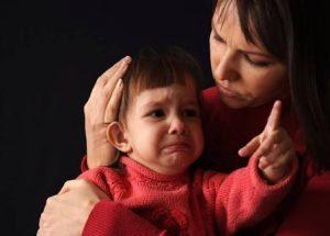 cara sabar menghadapi anak rewel