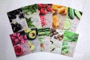 Nature Republic Real Nature Mask Sheet - Manfaat dan Cara Penggunaannya