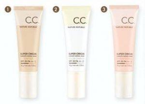 Nature Republic Super Origin CC Cream - Manfaat dan Cara Penggunaannya