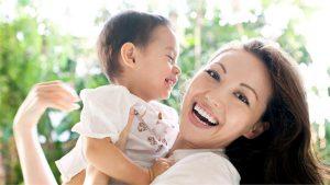 cara menjadi ibu yang baik dan sabar