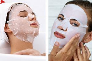 Hasil gambar untuk masker yoghurt dan sheet mask