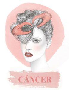 Kepribadian Wanita Cancer
