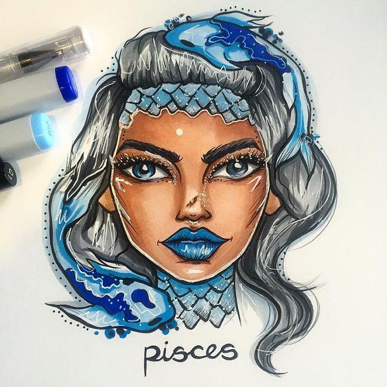10 Kepribadian Wanita Pisces Yang Menarik Untuk Dibahas