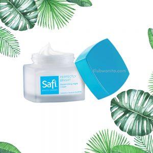 Manfaat Safi White Expert Repleningshing Night Cream