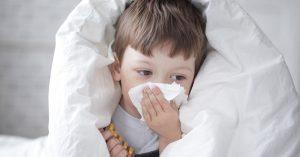 Cara Mengatasi Anak Flu Berat