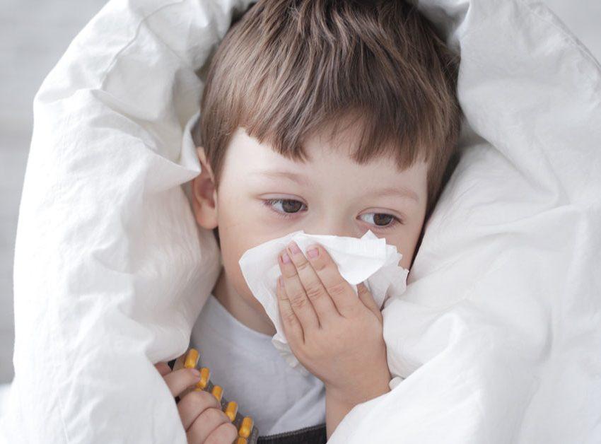 Simak 7 Cara Mengatasi Anak Flu Berat agar Lekas Sembuh