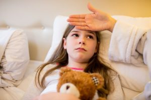 Cara Mengatasi Anak Demam Pada Malam Hari