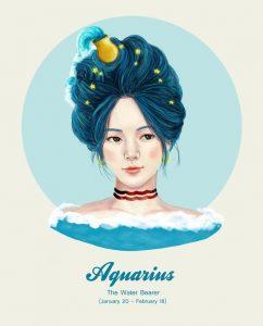 Kelebihan Wanita Aquarius