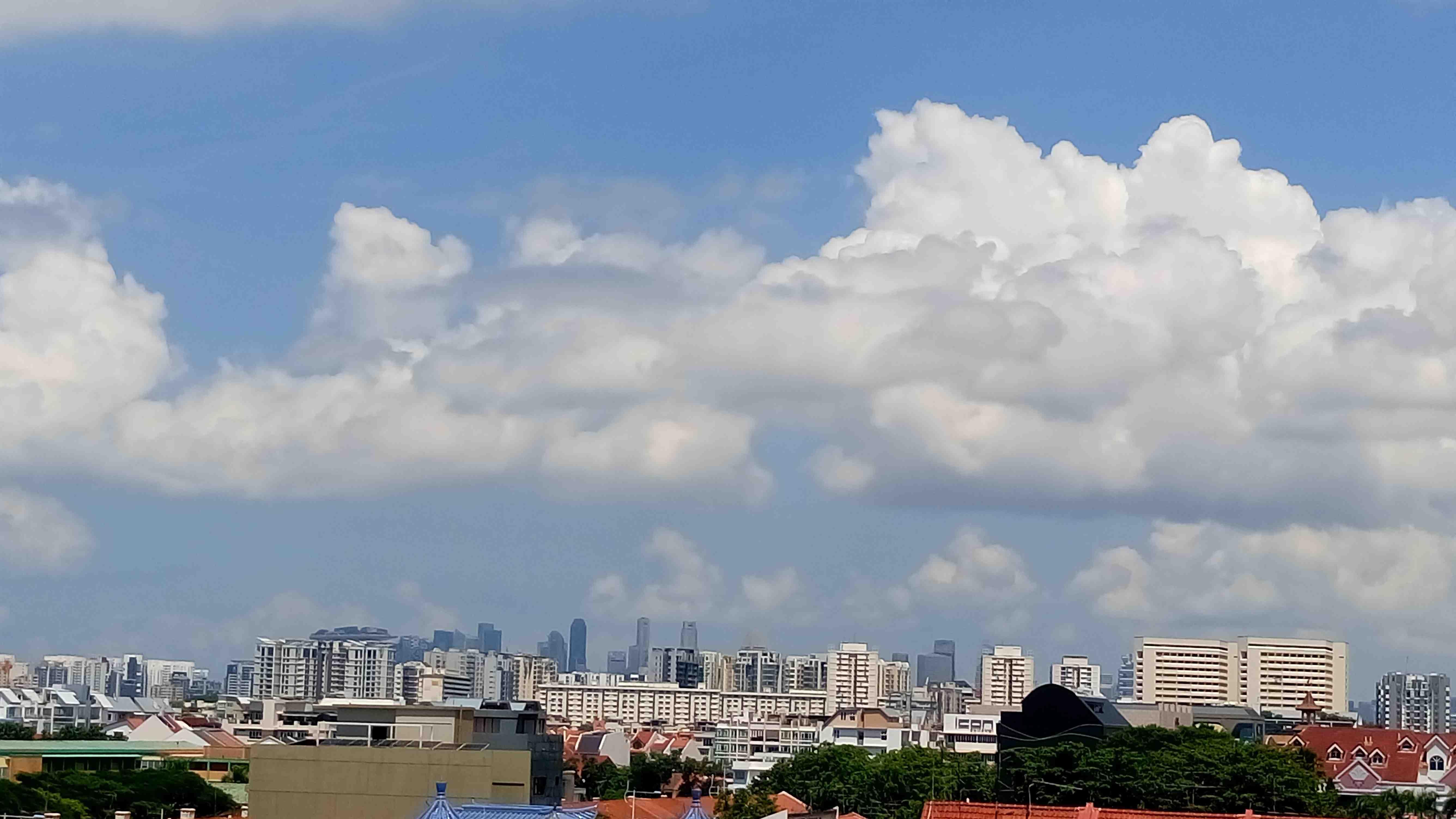 City view daytime aug17