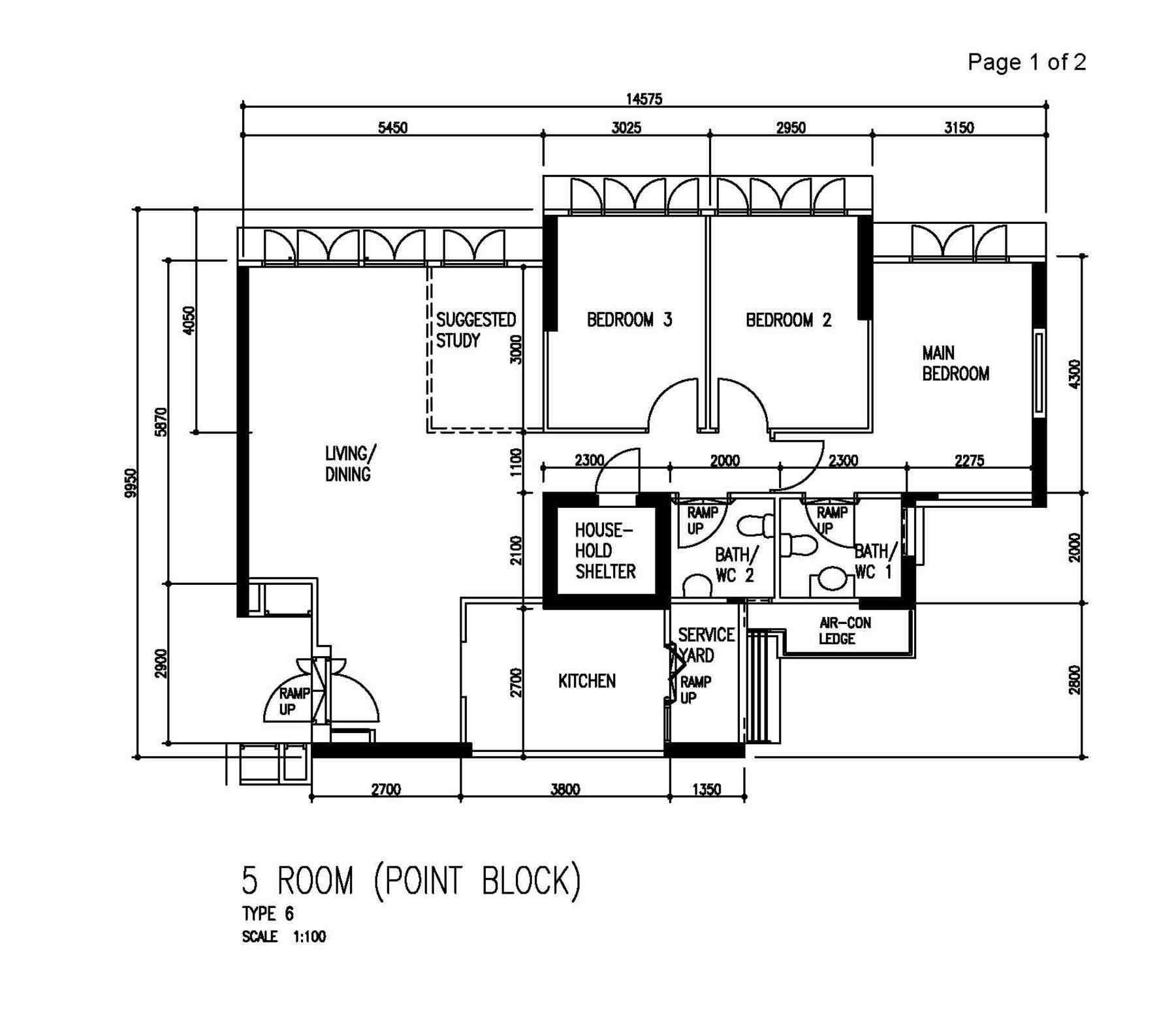 009 floor plan
